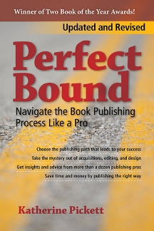 Cover reveal: The revised edition of Perfect Bound